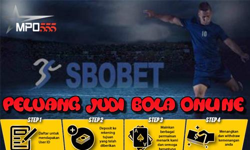 Peluang Judi Bola Online