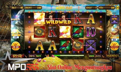 Slot Online Menguntungkan